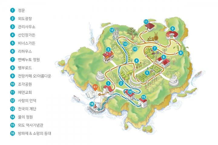 투어맵 지도